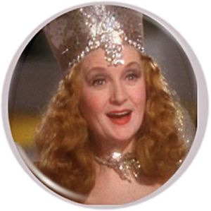 Glinda the good witch -